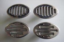 VW Air-cooled Bug billet horn grill turn signals/parking lights