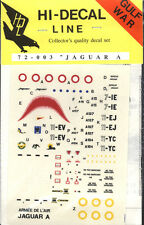 Jaguar A 1/72 Hi-Decals Line