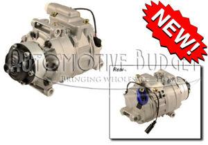 A/C Compressor w/Clutch for Lamborghini Gallardo 2004-2014 - NEW