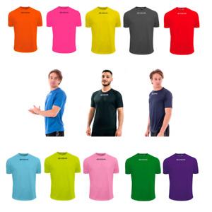 GIVOVA ONE Maglia Fitness Traspirante Corsa Sport Running T-shirt Calcio MAC01