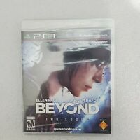 Beyond Two  PlayStation 3 PS3 Brand New Sealed