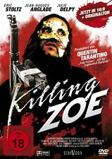 Killing Zoe (Action-Thriller ) mit Eric Stoltz, Julie Delpy, Jean-Hugues Anglade