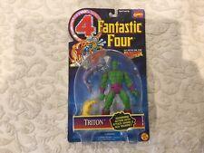 1994 Toybiz Marvel Action Hour Fantastic Four Inhuman Triton Action Figure