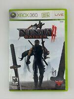Ninja Gaiden II - Xbox 360 Game - Complete & Tested