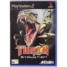 PLAYSTATION 2 TUROK EVOLUTION PAL PS2 [UVG] YOUR GAMES PAL