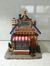 Lemax christmas village buildings 'Bridgette' s Gingerbread Bakery'