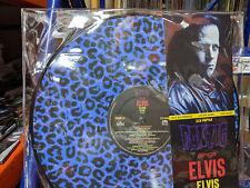 Danzig Sings Elvis BLUE Leopard Color Vinyl LP