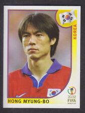 Panini - Korea Japan 2002 World Cup - # 247 Hong Myung-Bo - South Korea