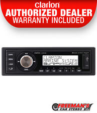 Clarion M508 Marine Digital Media Receiver With Built-In Bluetooth