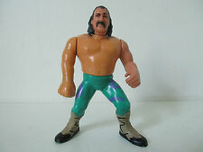 FIGURINE CATCH WWF FIGURE - JAKE THE SNAKE - HASBRO 1990