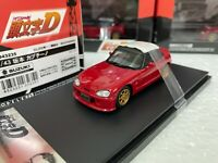 1/43 HI STORY MODELER'S MD43235 SUZUKI CAPPUCCINO INITIAL D SAKAMOTO SAITAMA