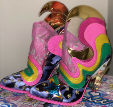 "irregular choice 40 ""Galactic Thunder"" Size 40/6.5 BRAND NEW IN BOX."
