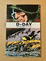 D-Day From the Pages of Combat One shot Sam Glanzman TPB Graphic Novel