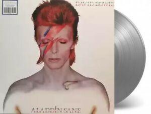 David Bowie-Aladdin Sane (2013 Remastered Version) SEALED SILVER VINYL