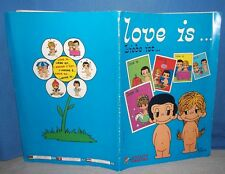 Love Is amour est LEERALBUM pour les images STICKER FIGURINE PANINI ALBUM VIDE 70er/s