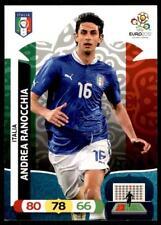 Panini Euro 2012 Adrenalyn XL - Italia Andrea Ranocchia (Base card)
