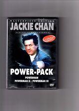 Jackie chan Power Pack: Powerman I-III/3-dvd`s/#15999