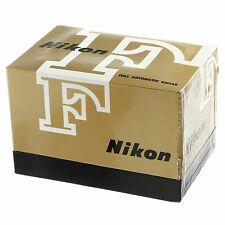 Nikon F Early Camera 64 with 5.8cm 1.4 Lens Boxed