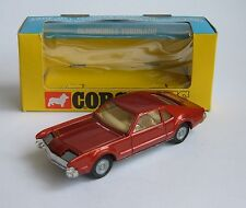 Corgi Toys No. 276, Oldsmobile Toronado 'Take-off Wheels' Golden Jacks - Mint.