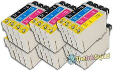 24 T0615 non-OEM Ink Cartridges For Epson Stylus D3850 DX3800 DX3850 DX4200