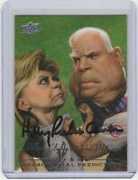 Hillary Clinton Autograph Trading Card w/ *COA* Certified Hand Signed