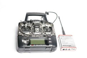 Turnigy 9XR and EZUHF Transmitter ***Untested***