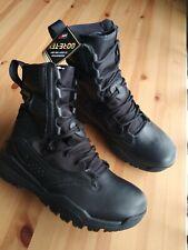 "NEW Men's Nike SFB Field 2 8"" GTX Tactical Boots AQ1199 001 Mens 8.5 Womens 10"