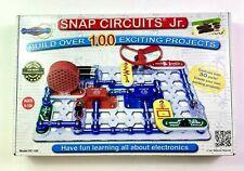 Elenco Snap Circuits Jr. SC-100 Build over 100 Electronic Projects NIB Education