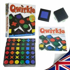 Qwirkle Board Funny Game MENSA Award Winning Mindware Parents Choice Toys Gift U