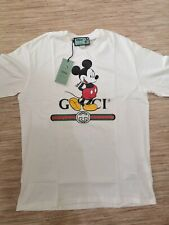 T-shirt GUCCI Disney Mickey Mouse   Oversized   Size: M   Authentic