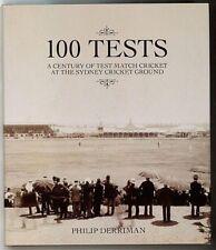 100 Tests A Century of Test Match Cricket at the Sydney Cricket Ground - HC
