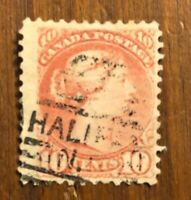 1888 Canada Stamp # 45 Used $60