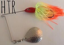 HTR Fishing Supplies 3/4 Ounce Spinnerbait fishing lure for cod, bass etc