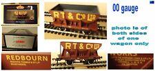 bachmann hopper wagon 00 gauge poss' ltd edi ideal for mainline or dapol wagons