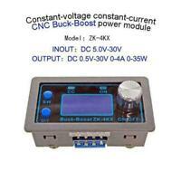 ZK-4KX Cnc DC DC Buck Boost Converter Cc Cv 0.5-30V Adjustable C3H2 Modules D4L3