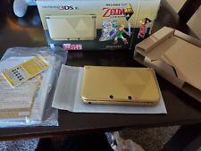 Nintendo 3DS XL The Legend of Zelda: Link between worlds limited edition