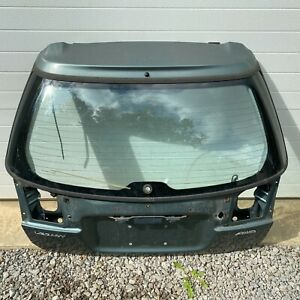 2000-2003 Subaru Legacy Wagon Liftgate w/ Glass Wintergreen Metallic OEM 52465