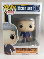 Television Funko Pop - Twelfth Doctor - Doctor Who - No. 219