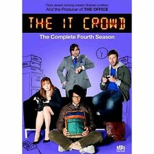 The IT Crowd: Series 4 (DVD, 2010)