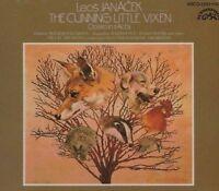 Janacek The Cunning Little Vixen Vaclav Neumann Supraphon 2CD-BOX Japan  Neu