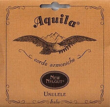 Aquila Nylgut Soprano Ukulele Strings Nylgut 1 sets