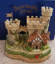 """DAVID WINTER THE GUARDIAN GATE - PREMIER -LIMITED EDITION"""" SIGNED BY DAVID WINTE"""