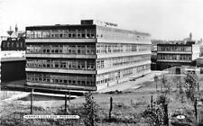 Preston Harris College unused RP old postcard Bamforth deckle edge Good conditio