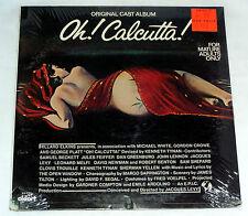 Oh! Calcutta! Original Cast Album; Soundtrack  [Unplayed Copy]