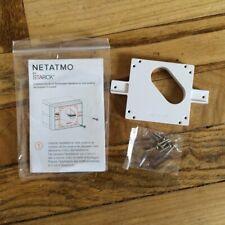 NETATMO adattatore per montaggio del Termostato intelligente su scatola 3 posti