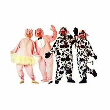 Butterick Sewing Pattern 3052 Adult Cow & Pig Costume Sizes XS-Large