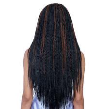 18'' Senegal Synthetic Crochet Braid Hair For Black Women Braiding Extensions