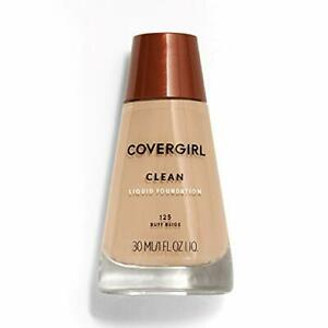COVERGIRL Clean Makeup Foundation, 1 oz