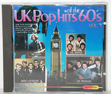 CD UK Pop Hits of the 60´s Vol.3 - Tremeloes-Clapton-Troggs u.a.