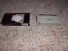 Adaptador de importación para SNES Super key adaptor sk-001 Super Nintendo en embalaje O.